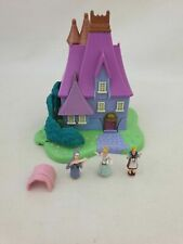 Polly Pocket Cinderella Stepmother's House 100% Complete 1995 bluebird toys RARE