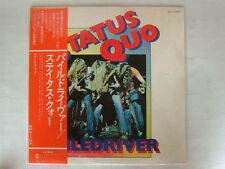 STATUS QUO PILEDRIVER / WITH RED OBI