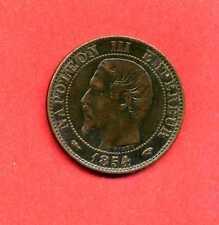 (BR.159) 5 CENTIMES NAPOLÉON III 1854 A PARIS (TTB+)