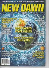 SEPT/OCT 2014 New Dawn (Conspiracy) Magazine -  COSMIC CONNECTIONS