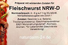 Hela Gewürz für Fleischwurst NRW, 1000g Beutel, Gewürz, Gewürze,