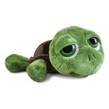 "Animal Junction Li'l Peepers Jeffery Turtle Plush Toy by Russ Berrie 11"" NWT"