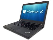 Lenovo ThinkPad T440p, i7 4600M 3.6 GHz, NVIDIA  GT 730M, 512GB SSD, 8GB RAM