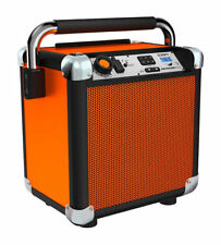 Ion Audio Job Rocker Plus Portable Heavy-Duty Jobsite Speaker System (Black)