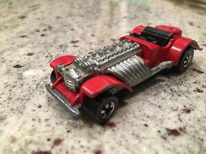 hot wheels redline sweet 16 (red enamel)