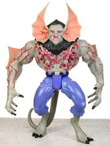 Spider-Man Vampire Wars MORBIUS UNBOUND Action Figure ToyBiz 1999 Missing Claw