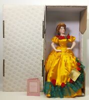 The Franklin Mint Belle Watling Gone With The Wind Heirloom Collector Doll