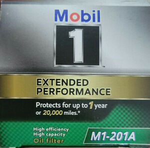 Mobil 1 M1-201A Extended Performance Oil Filter