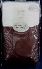 "Whole Home Singapore Tailored Panel - 56"" x 84"" - Plum - BRAND NEW"