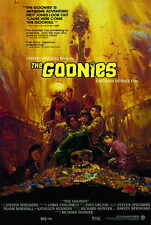 "THE GOONIES Movie Poster [Licensed-NEW-USA] 27x40"" Theater Size (Alt Promo)"