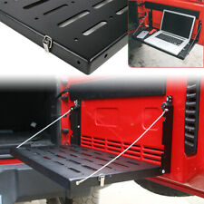 Multi-Purpose Rear Tailgate Table Foldable Shelf Rack For Jeep JK 07-17 Wrangler