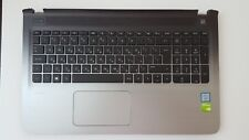 HP PAVILION 15-AB Palmrest Touchpad, Speakers & Keyboard EAX1500301R
