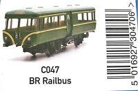 DAPOL BR RAILBUS  C047  KIT