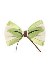 NEW Star Wars Jedi YODA Ears Ribbon Bow Tie Hair Clip Cosplay Costume Pin