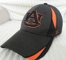 Auburn University Tigers Stretch Hat Cap Zephyr Sz M/L NWT New