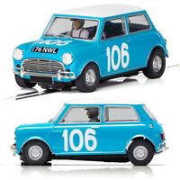 SCALEXTRIC Slot Car C3913 Downton Mini Cooper 1962 Targa Florio