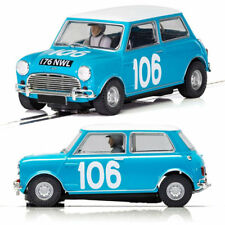 SCALEXTRIC Slot Car C3913 Downton Mini Cooper 1962 Targa Florio