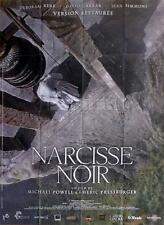 BLACK NARCISSUS - KERR / POWELL - NUN / CONVENT - REISSUE FRENCH MOVIE POSTER