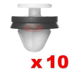 OPEL Vivaro Renault Trafic clips laterales moldeo Puerta Recortar Plástico X82 Nuevo