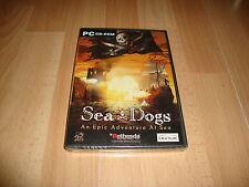 SEA DOGS AN EPIC ADVENTURE AT SEA RPG - ROL DE BETHESDA PARA PC NUEVO PRECINTADO