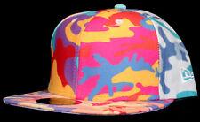 Andy Warhol New Era 59Fifty Fitted Baseball Hat Pop Art Print Camo - Size 7 5/8