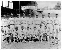Negro National League 1920 Chicago American Giants Team Picture 8 X 10 Photo Pic