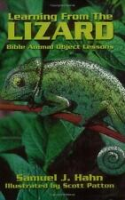 Learning from the Lizard : Bible Animal Object Les