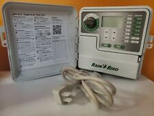 Rain Bird Irrigation Timer 12 Station Indoor Outdoor Garden Sprinkler Controller