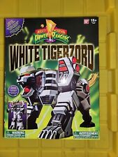 Bandai Mighty Morphin Power Rangers Legacy White Tigerzord