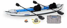 NEW SeaEagle 385ft. 12ft. FastTrack 2-person Inflatable Kayak Pro