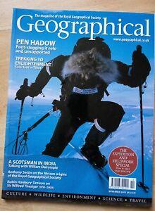 National Geographic magazine - November 2003