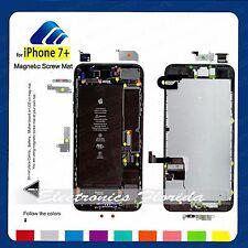 Magnetic Screw Holder Mat Repair Pad Tool Guide for iPhone 7 Plus -b663