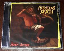 "Merciless Death ""Taken Beyond"" CD (Thrash Metal) US - VIOLATOR SADUS DARK ANGEL"