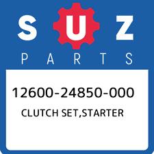 12600-24850-000 Suzuki Clutch set,starter 1260024850000, New Genuine OEM Part