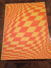 1968 Silver Spruce  Colorado State University Fort Collins Yearbook Annual Nice