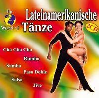 World of lateinamerikanische Tänze Louis Funny Group, Break Point Band,.. [2 CD]