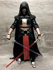 STAR WARS HASBRO THE BLACK SERIES #34 DARTH REVAN 6 INCH SCALE LOOSE