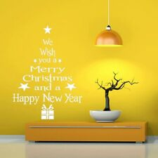 Christmas tree Wall Sticker Christmas Decor for Home Kids Living Room
