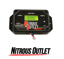 Nitrous Outlet WinMax Dual Channel Window Switch TPS Activation 00-61001
