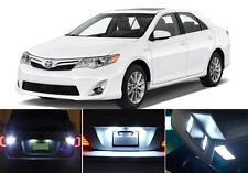 LED for Toyota Camry Xenon White License Plate/Tag LED Lights Bulbs (2 pieces)