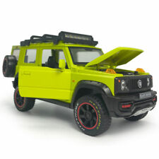 1:18 Suzuki Jimny SUV 2018 Model Car Diecast Toy Collectible Sound & Light Green