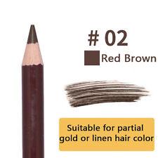 Double-head Eyebrow Pencil Waterproof Eye Makeup Eyebrow Enhancer Cosmetic Tools