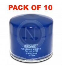 OSAKA Oil Filter Z142 - CITROEN BX CX25 FORD COURIER PC - BOX OF 10
