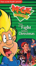 NEW Twas the Fight Before Christmas (McGee & Me) by Ken C. Johnson