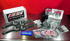 Wiseco Forged Pistons K556M87  87mm  ASC H-Beam RODS for Nissan SR20 sr20det