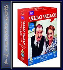 ALLO ALLO - COMPLETE COLLECTION - SERIES 1 2 3 4 5 6 7 8 & 9**BRAND NEW DVD **