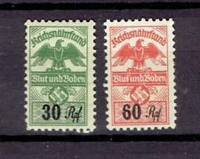 Germany Raptors Stamps
