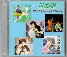 RARE CD MANGA / CITY HUNTER BEST COLLECTION - SOUNDTRACK O.S.T / CD COMME NEUF