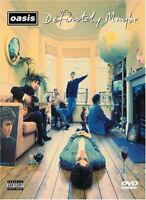 DVD  Oasis  – Definitely Maybe Europe 2004 Sealed