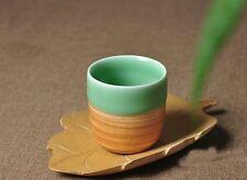 1pc China Longquan Celadon Kung Fu Tea Set Di Kiln MeiZiQing Teacup  140cc